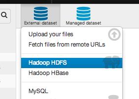 Setting up Hadoop integration — Data Science Studio 2 3 0 documentation