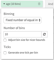 Basic Charts — Dataiku DSS 5 1 documentation
